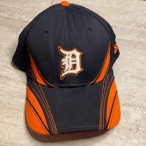 Detroit fitted hat